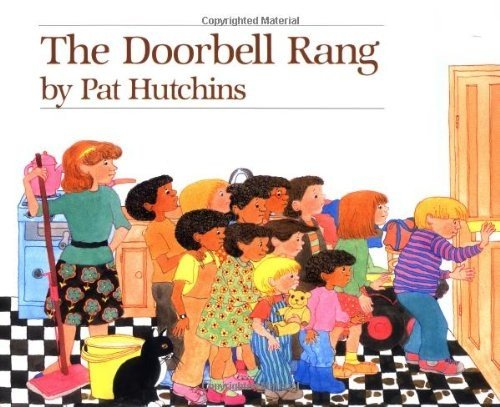 - Constructive Playthings HR-515 The Doorbell Rang Hardcover Book