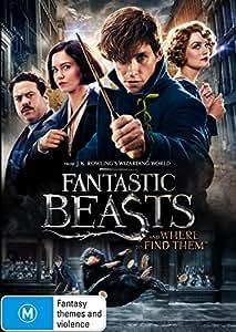 Fantastic Beasts (DVD)