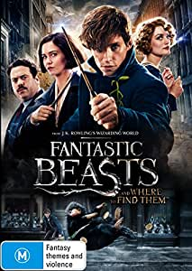 Fantastic Beasts (DVD)