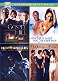 Angela Bassett Four Feature films (Gospel Hill / How Stella Got Her Groove back / Notorious / Waiting to Exhale)