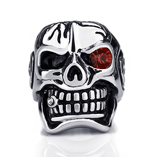 Skull Red Eyes - 2