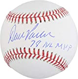 Dave Parker Pittsburgh Pirates Autographed Baseball with 78 NL MVP Inscription - Fanatics Authentic Certified