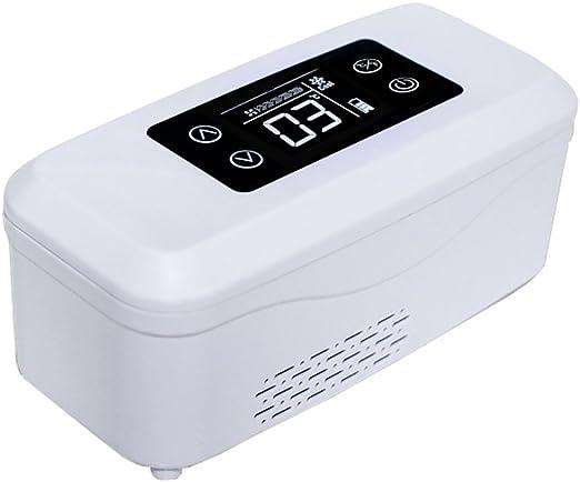 DAWNG-04 Caja de refrigeración portátil con insulina, congelador ...