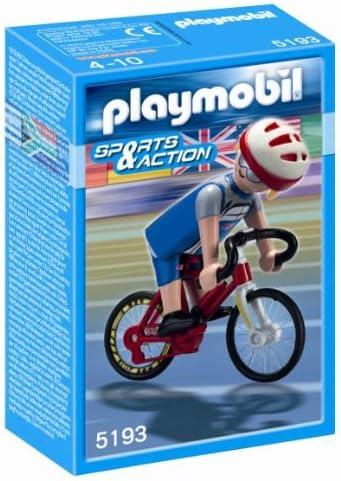 Playmobil 626719 - Olímpico Ciclista: Amazon.es: Juguetes y juegos