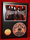 Cradle Of Filth LTD Edition Picture Disc CD Rare Collectible Music Display