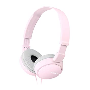 Sony MDR-ZX110APP - Auriculares para Smartphone, Rosa + Micro