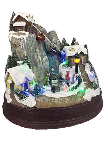 Animated Figurine (Animated Christmas Village)