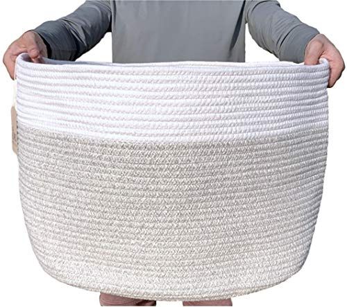 - XXXLarge Cotton Rope Basket - 22