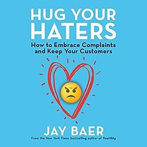 Hug Your Haters Audiobook