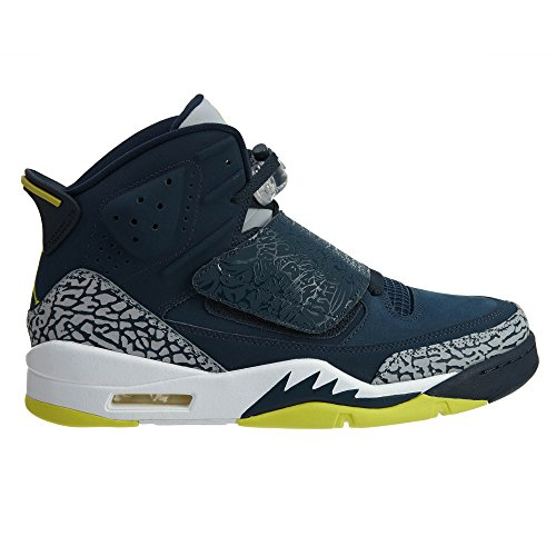 Of Stealth Armory Schuhe Jordan Son Navy Air white Electrolime EtwHqt