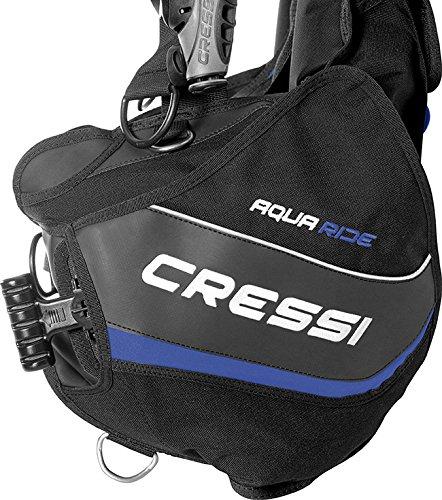 Cressi Aquaride Pro BCD Fully Accessorized Scuba Diving Buoyancy Compensator