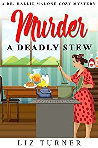 Murder-a Deadly Stew by Liz Turner ebook deal