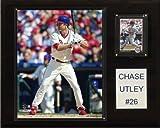 MLB Chase Utley Philadelphia Phillies Player Plaque