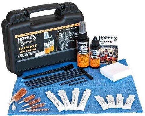 UPC 012304865711, Bushnell EGCOTG Hoppes Elite On The Go Gun Cleaning Kit