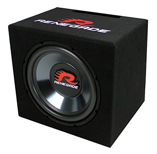 1 12 inch subwoofer package - 5
