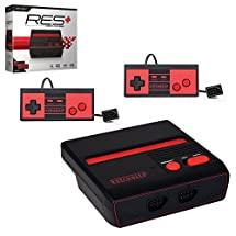 Retro-Bit RES Plus Gaming Console for Nintendo Entertainment System - NES