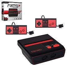 Retro-Bit RES Plus 8-Bit Console with HDMI Port - NES