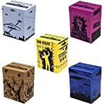 Deluxe Deckbox Multipack with Dividers - Set of 5 Customized Extra Large Deck Boxes for Trading Card Game & Collectible… 7