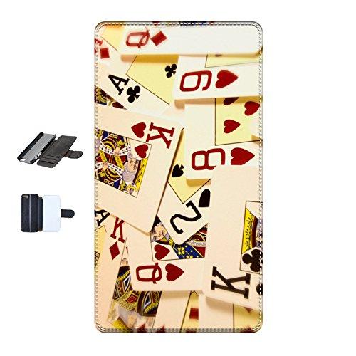 Housse Iphone 5-5s-SE - Cartes à jouer