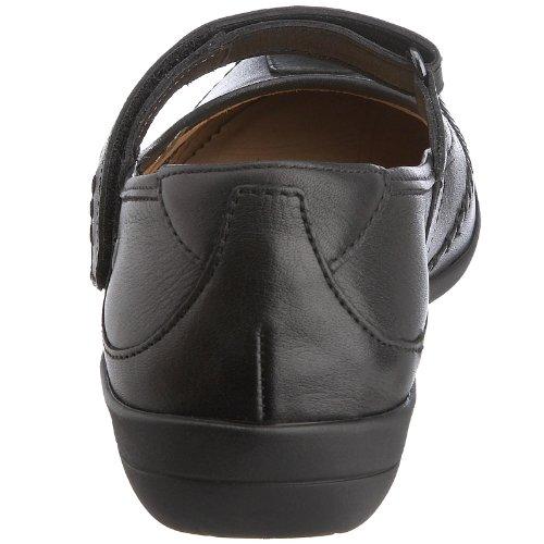 Mujer De Gabor Negro Shoes Bailarinas Para Cuero wvvRzHq