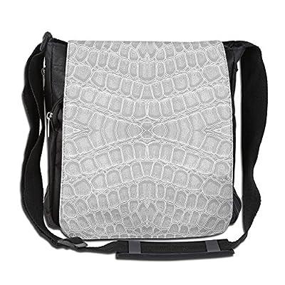 Lovebbag Crocodile Leather Pattern Material Fashion-Forward Design Crossbody Messenger Bag good