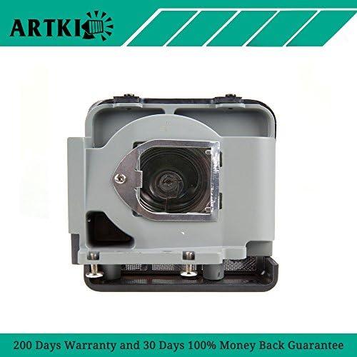XD600U FD630U//G GF-780 XD600U-G WD-620U-G XD600 azurano Ersatzlampe mit Geh/äuse f/ür Mitsubishi VLT-XD600LP FD630U WD620 WD-620U FD630U-G GW-760 VLT-XD600U