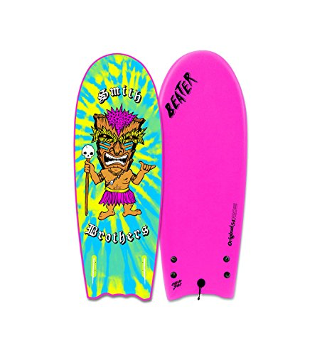 Catch Surf Alex & Koa Pro Model Surfboard, Hot Pink, 54