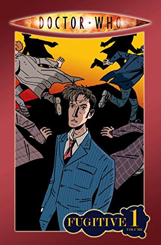 Dow Port (Doctor Who: Fugitive Vol. 1)