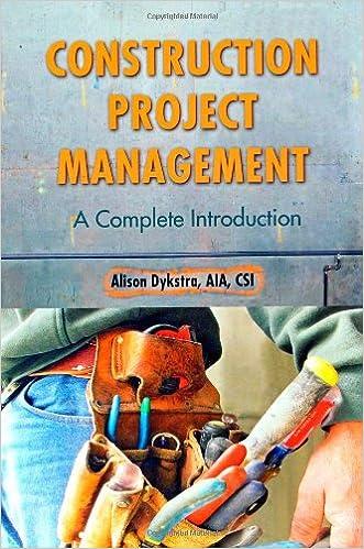 Construction Project Management A Complete Introduction Alison