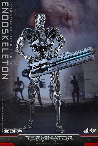 hot toys t 800 - 1