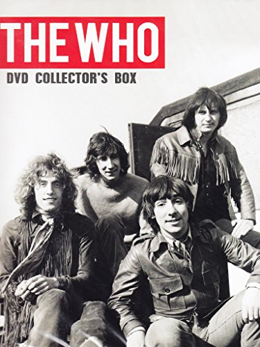 DVD : The Who - DVD Collector's Box (NTSC Format)