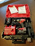 Milwaukee M18 FUEL 18-Volt Lithium-Ion Brushless 1/2 in. Hammer Drill/Driver XC Kit | Hardware Power Tools for Your Construction or Jobsite Needs
