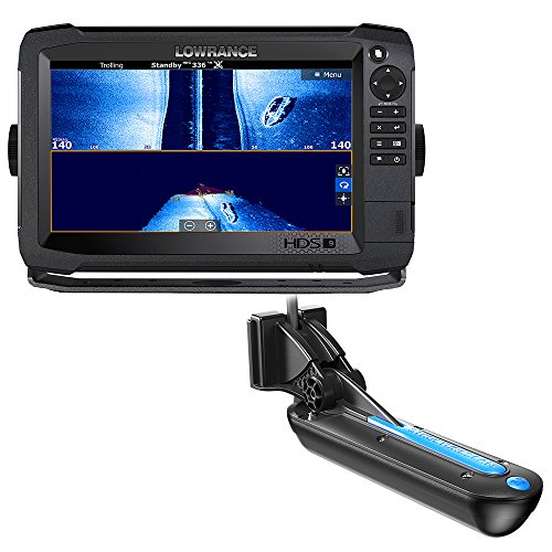 Lowrance Navico HDS-9 Carbon Insight Mid/High 3-D Transducer