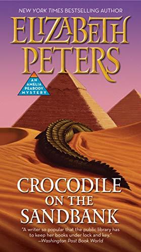 Crocodile on the Sandbank (Amelia Peabody Book 1)