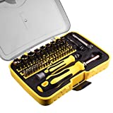 large appliances - Precision Screwdriver Set kuman 70 in 1 Professional Screwdriver Kit Electronic Magnetic Driver Set Tool Kit for Install Repair Appliances P7100
