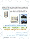 Wash Safe Industries CEDAR WASH Eco-Safe and