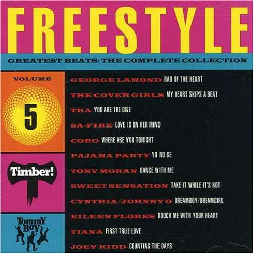 Freestyle Greatest Beats: The Complete Collection, Vol. 5