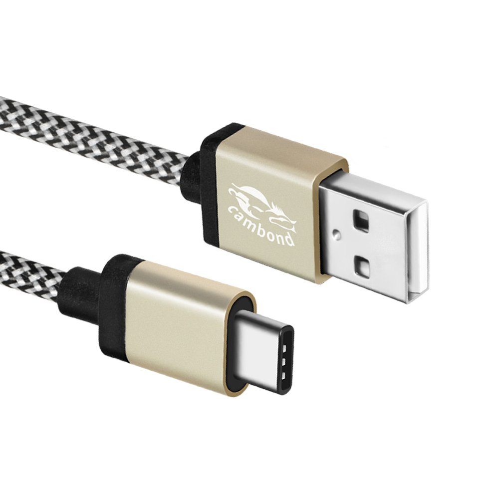 10ft USB 2.0 Type C to A