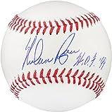 "Nolan Ryan Texas Rangers Autographed Baseball with""HOF 99"" Inscription - Fanatics Authentic Certified"