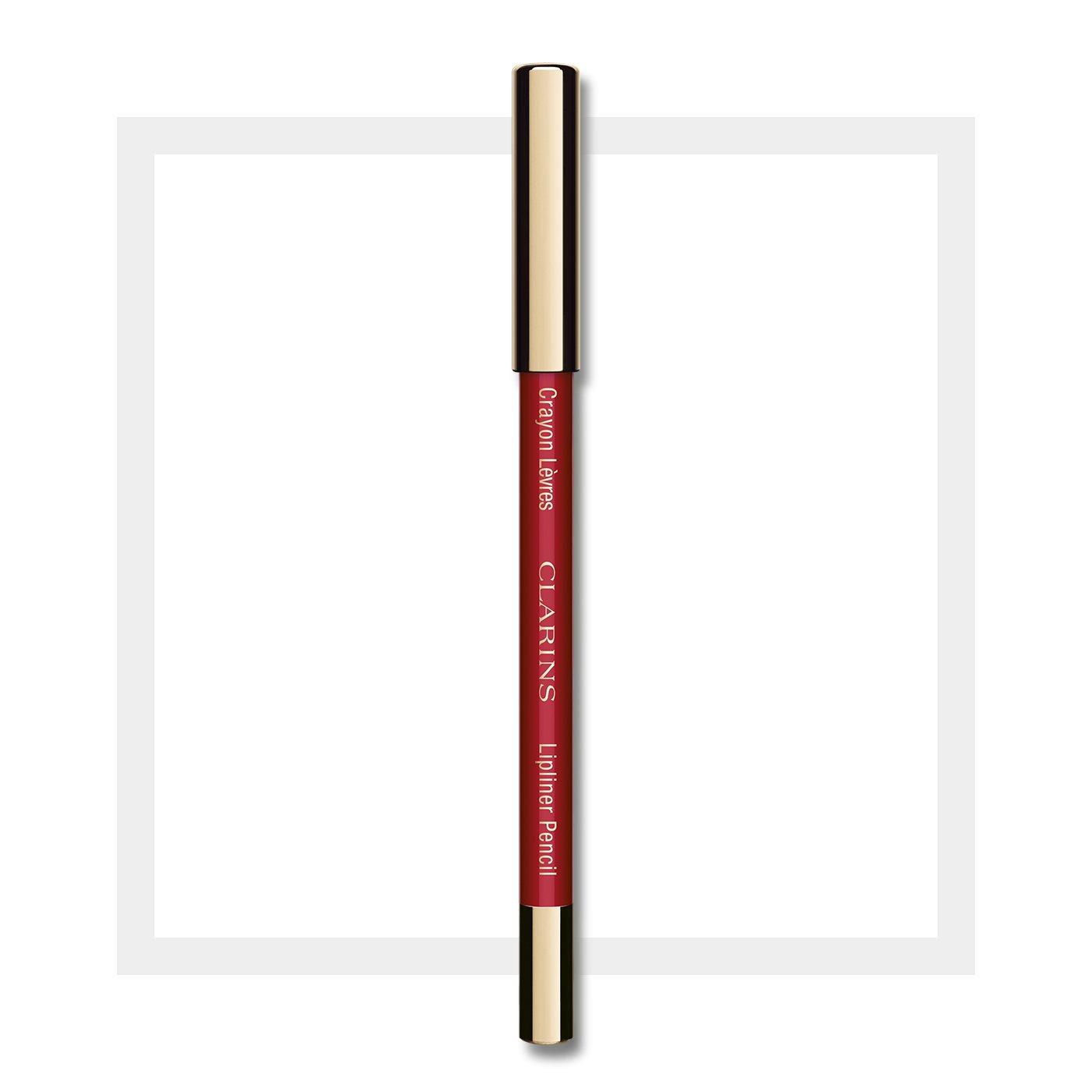 Clarins Crayon Lèvres, 06 Red 3380810156805