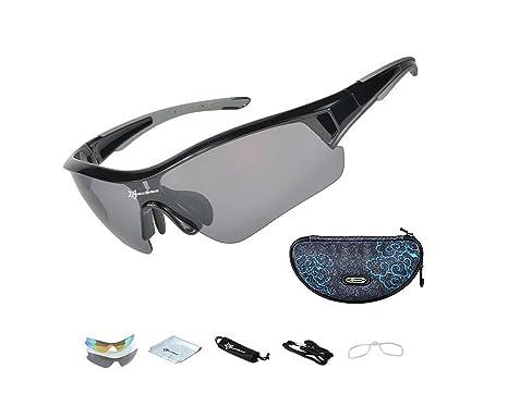 HYSENM vidrios Gafas de Sol Revo protección UVA UVB + 3 ...
