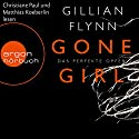 Gone Girl: Das perfekte Opfer Audiobook by Gillian Flynn Narrated by Christiane Paul, Matthias Koeberlin