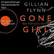 Gone Girl: Das perfekte Opfer (       UNABRIDGED) by Gillian Flynn Narrated by Christiane Paul, Matthias Koeberlin