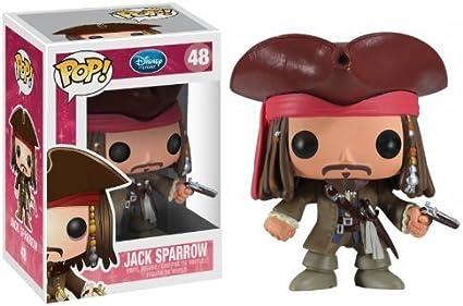 Funko Pop! Disney #48 Jack Sparrow by