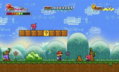 Amazoncom Super Paper Mario Artist Not Provided Video Games