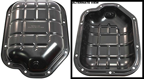 APDTY 375616 Engine Oil Pan Fits 00-01 Infiniti I30, 02-04 Infiniti I35, 02-06 Nissan Altima, 00-08 Maxima, 03-07 Murano, & 04-09 Quest (V6 3.5L engine ONLY) (Replaces 11110-2Y000, (Nissan Maxima Oil Pan)