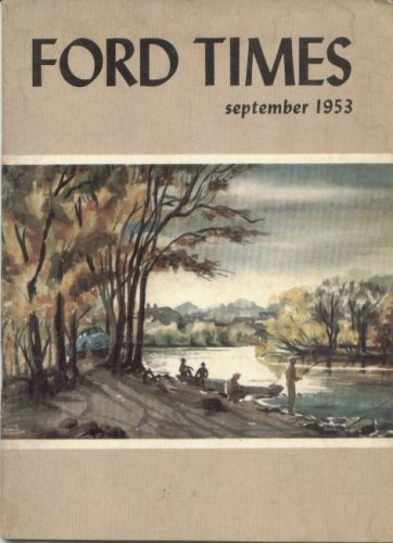 Ford Times: September 1953, Vol 45, No. 9