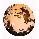 Halloween Glowing Luminary Globe