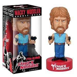 Figura Head Chuck Norris Sonido (18 cm)