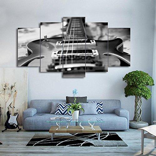Guitar Canvas Frame - 9